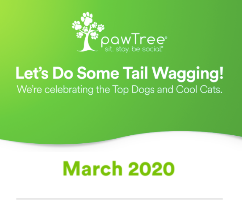 pawTree Recognizes these Title Promotion Achievers for March 2020!